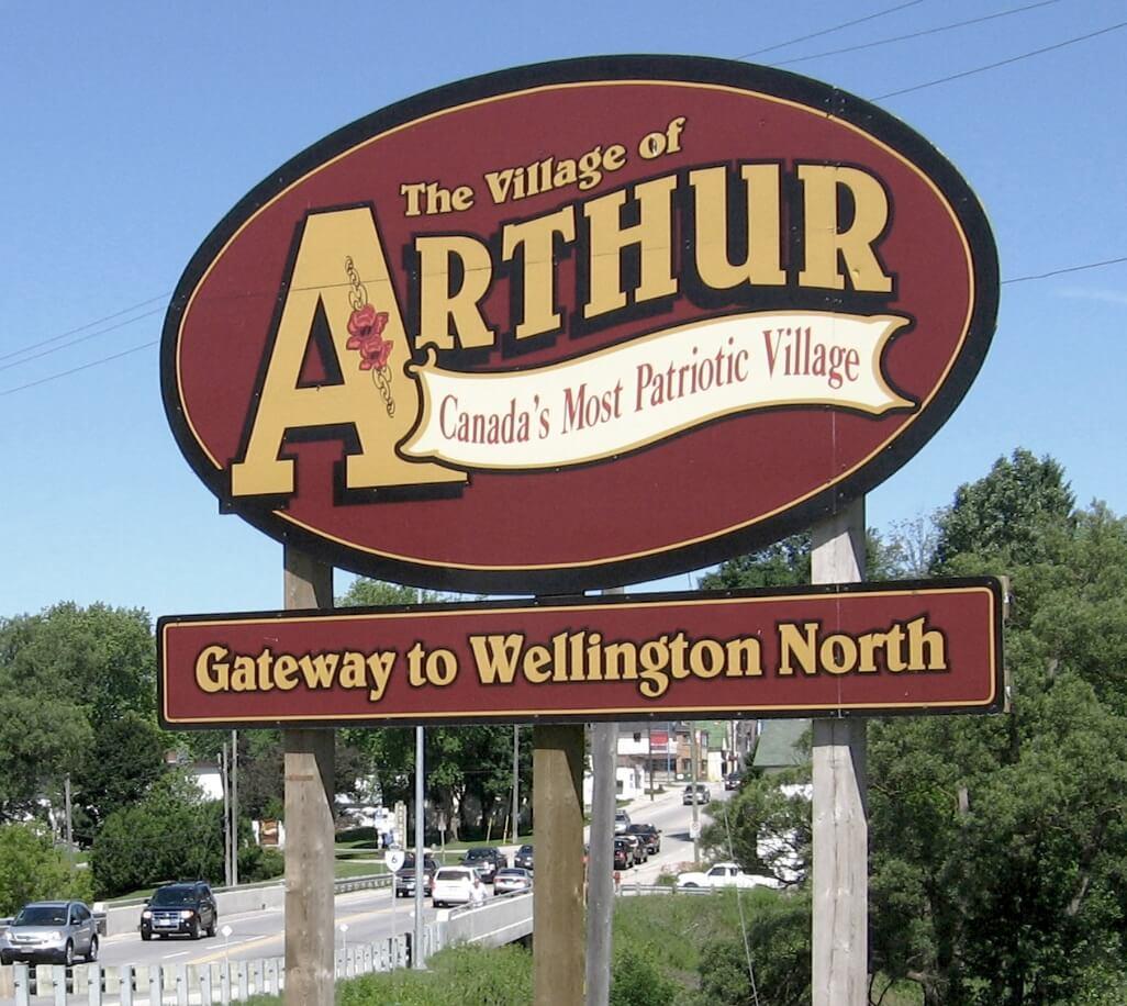 The Village of Arthur